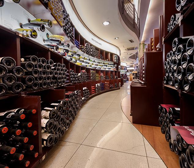 LAVINIA, mucho más que una tienda de vino