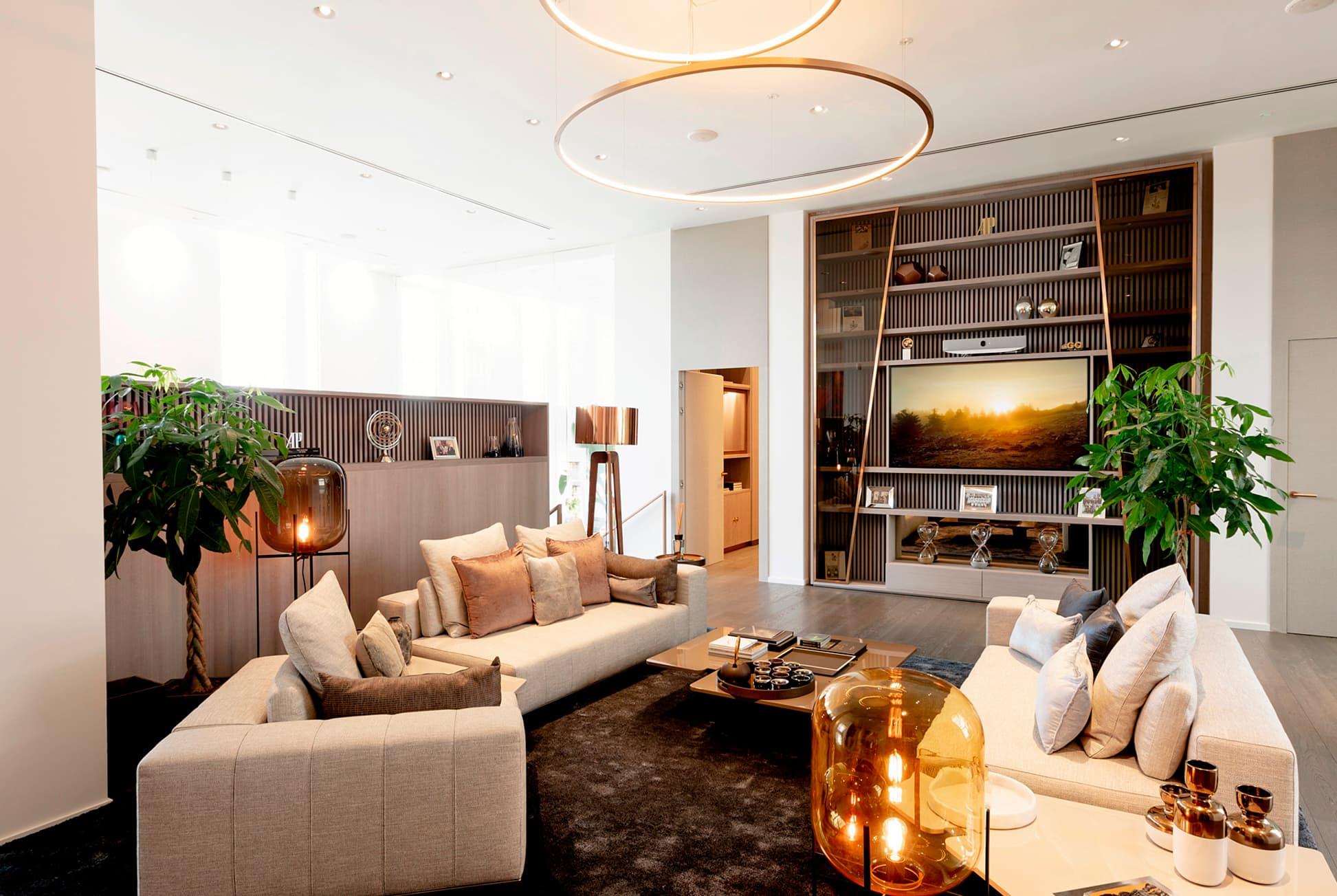 Audemars Piguet AP House Madrid