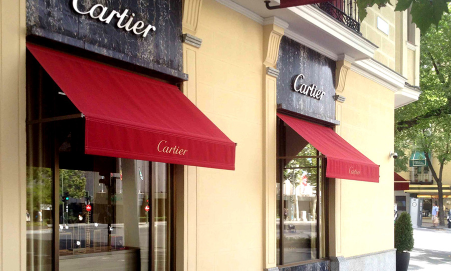 Cartier Flagship Store Madrid