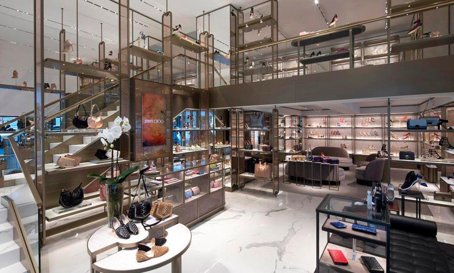 Jimmy Choo Flagship Store Madrid