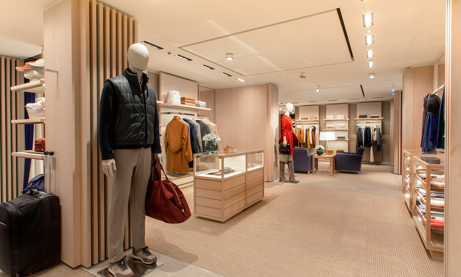 Loro Piana Flagship Store Madrid