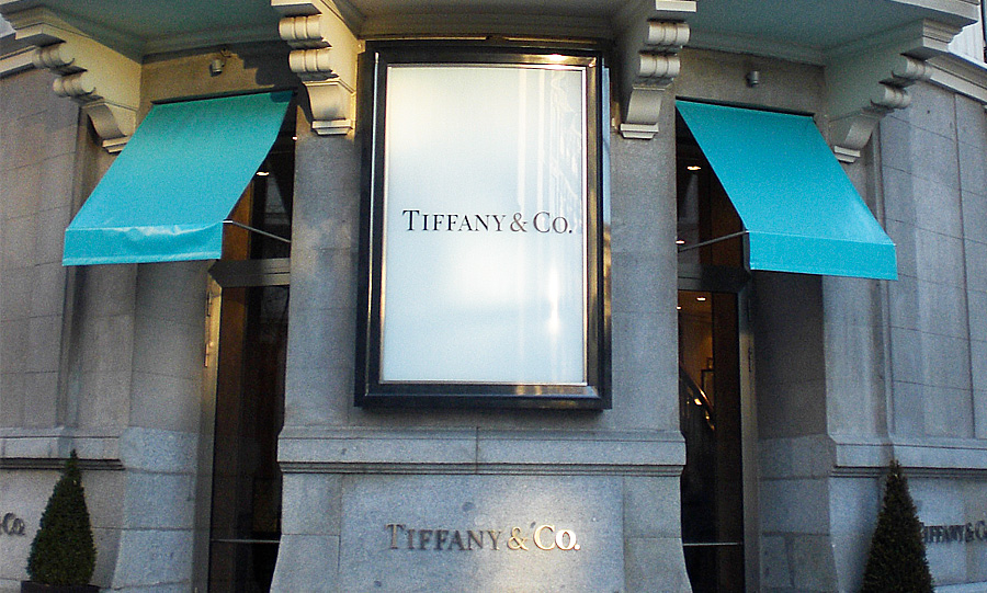 Tiffany & Co Flagship Store Madrid